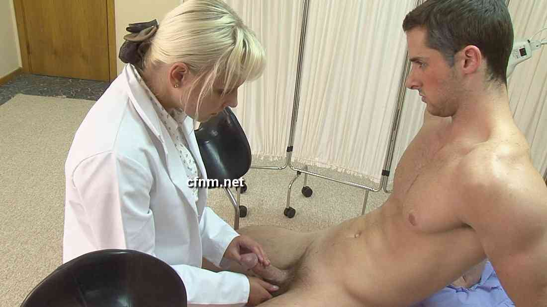 Penis exam woman dr
